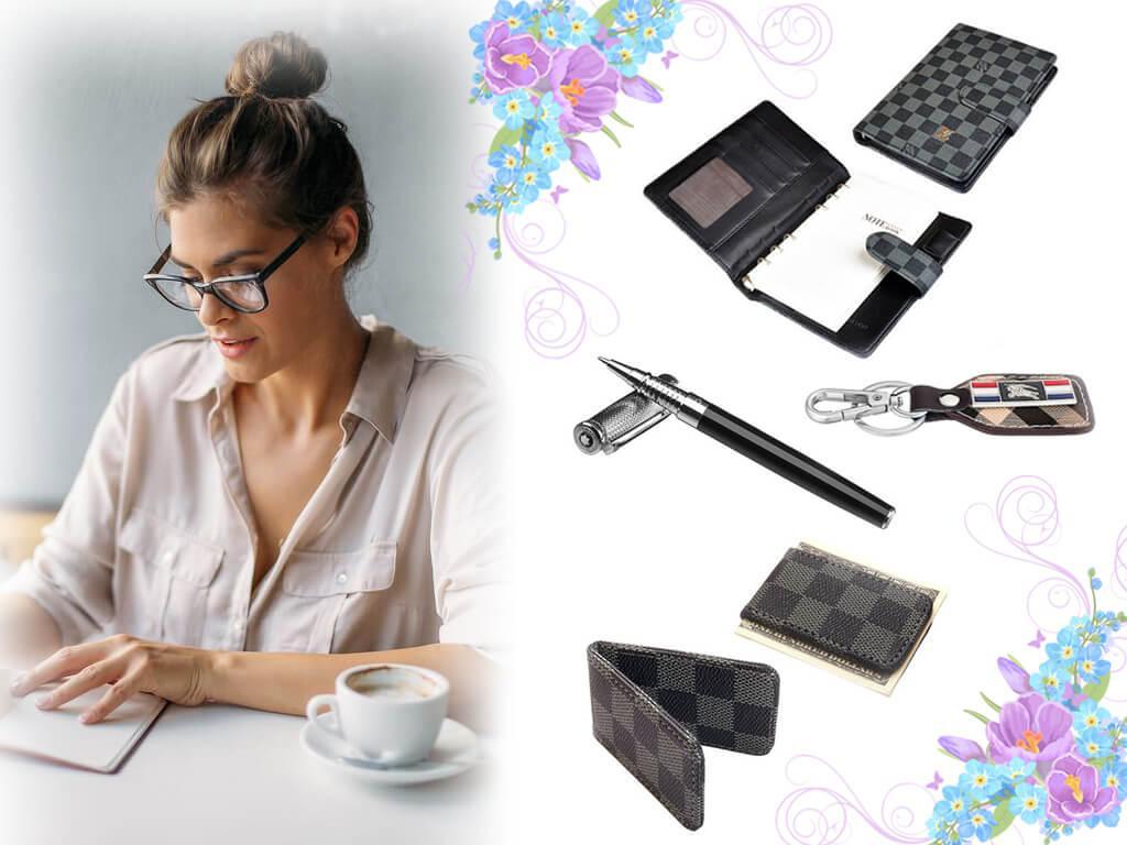 Интернет-магазин Имидж предлагает широкий выбор подарков для деловой леди и женщин-коллег