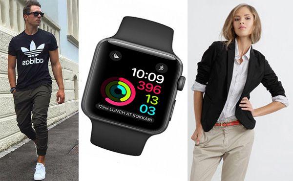 Часы унисекс от Apple Watch