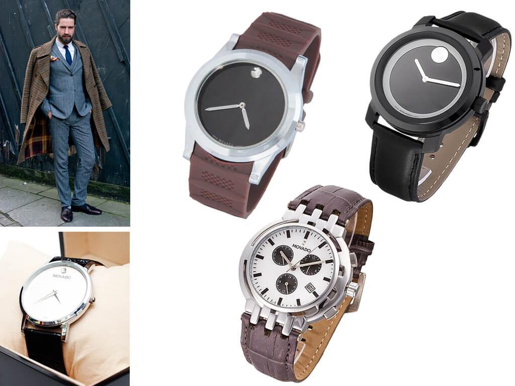 Часы Movado мужские
