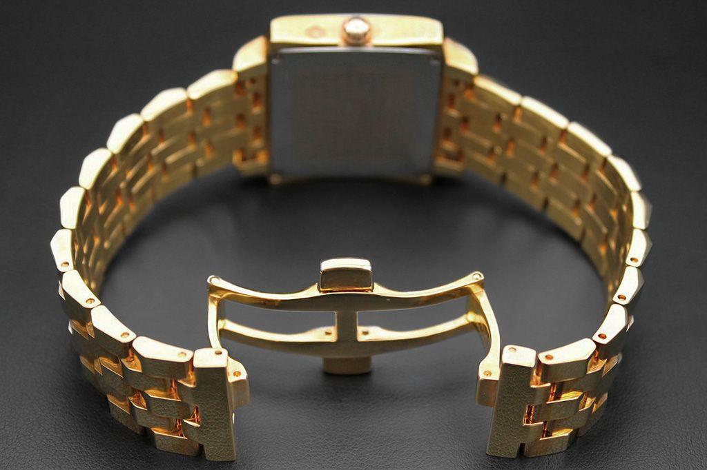 Застежка для брендовых наручных часов