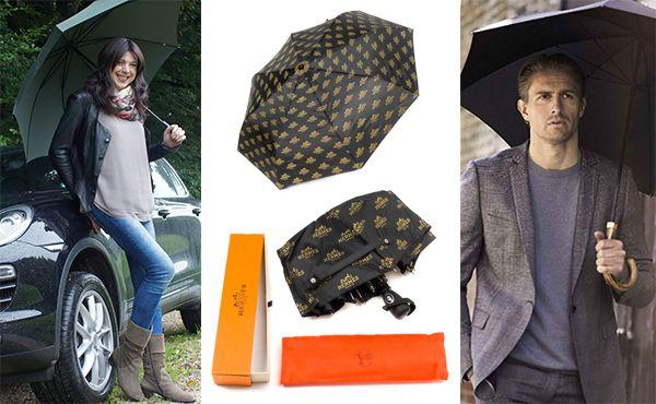 Зонт унисекс от Hermes