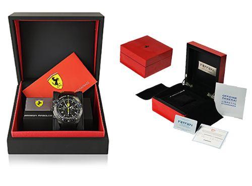 Коробка для хранения часов от Ferrari (Феррари)