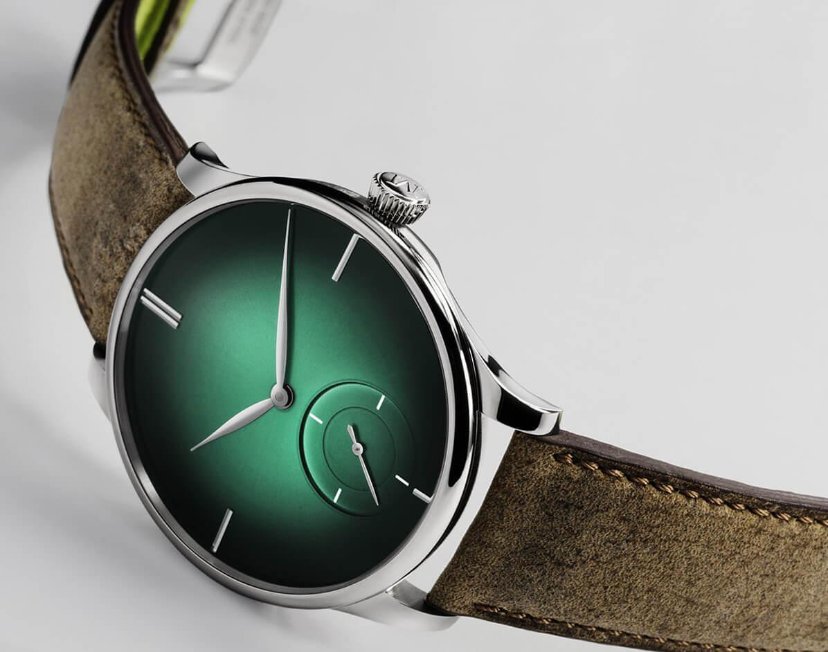 Часы H. Moser & Cie Venturer Small Seconds