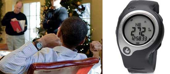 Часы Барака Обамы – Highgear Enduro