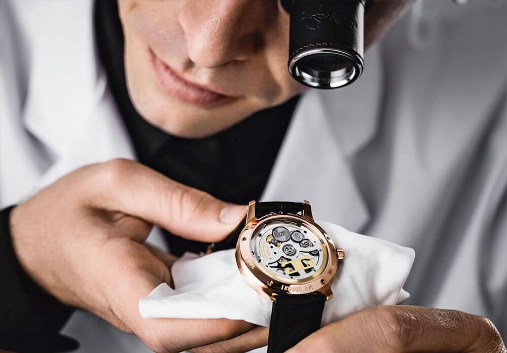 Часовой мастер