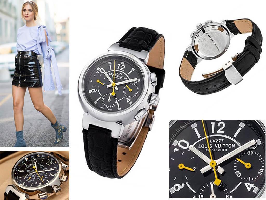 Женские наручные часы Louis Vuitton Tambour