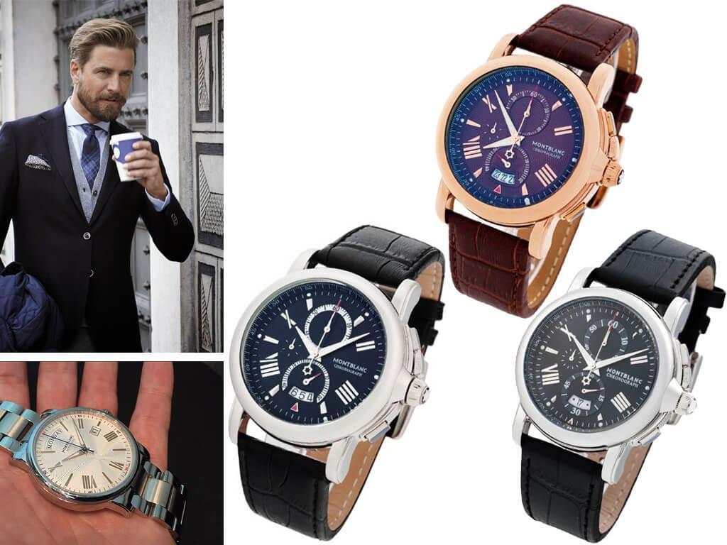 Наручные часы Монблан Стар 4810