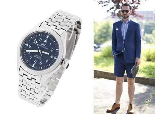 Мужские наручные часы IWC