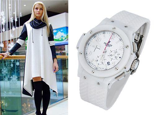 Женские наручные часы Хублот