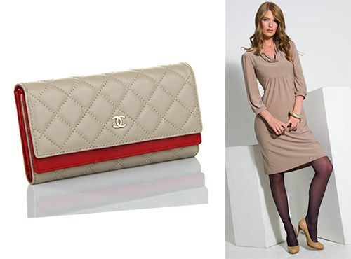 Женский кошелек Chanel