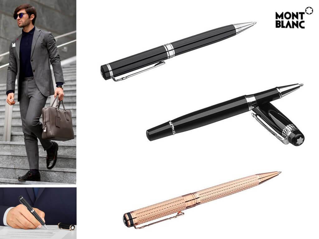 Ручки роллер Montblanc мужские