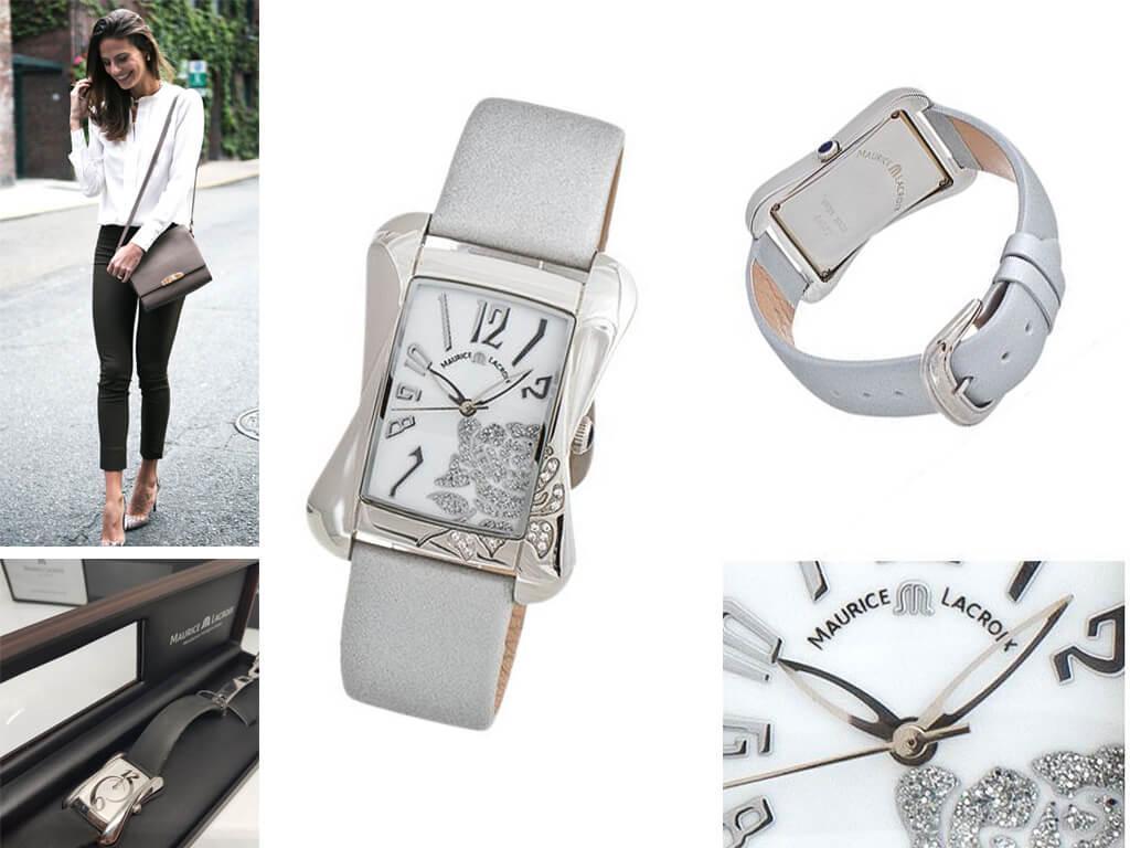 Женские часы Maurice Lacroix из коллекции Divina