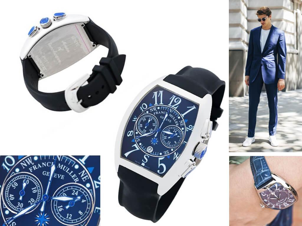 Наручные часы Franck Muller Mariner