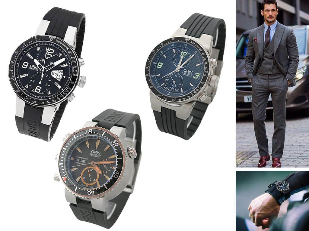 Часы Орис для мужчин, парней