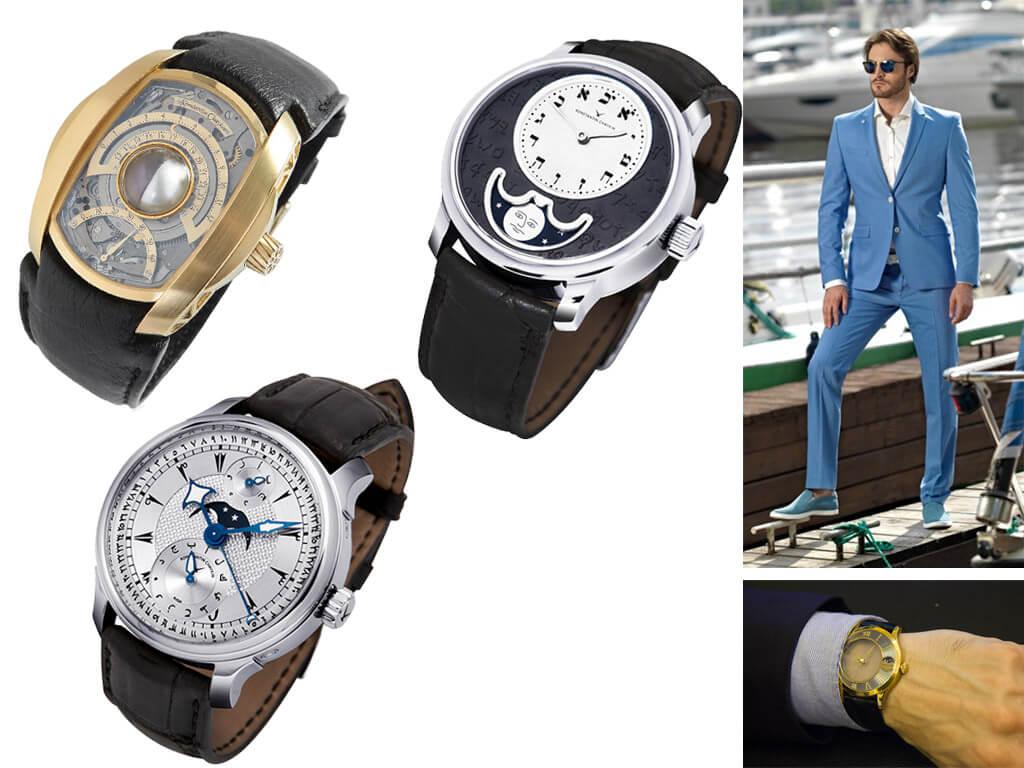 Мужские часы Konstantin Chaykin