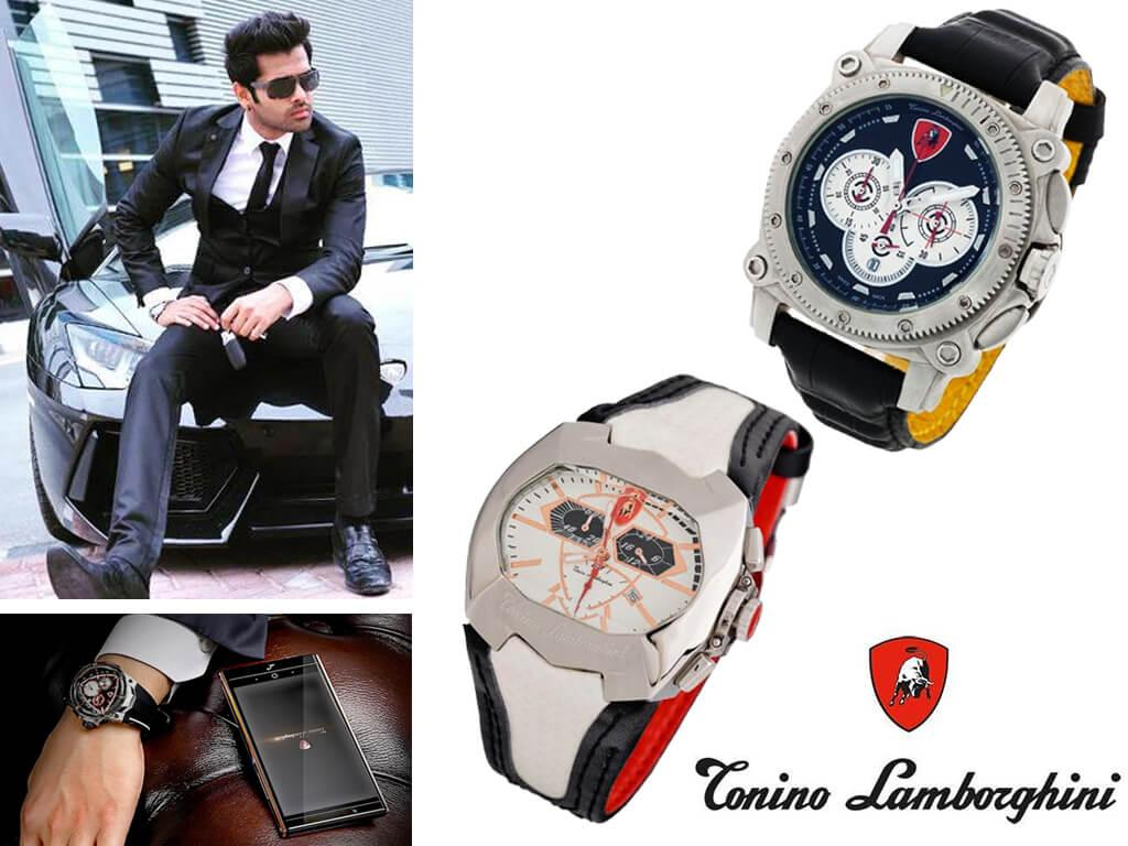 Мужские хронометры Tonino Lamborghini