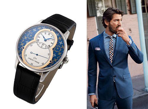 Часы на руку Jaquet Droz парню