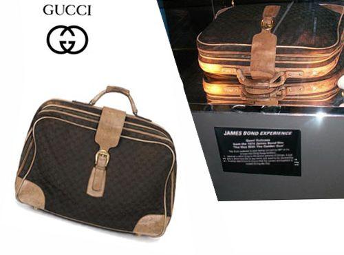 Чемодан Gucci suitcase