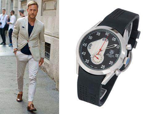 Часы от TAG Heuer