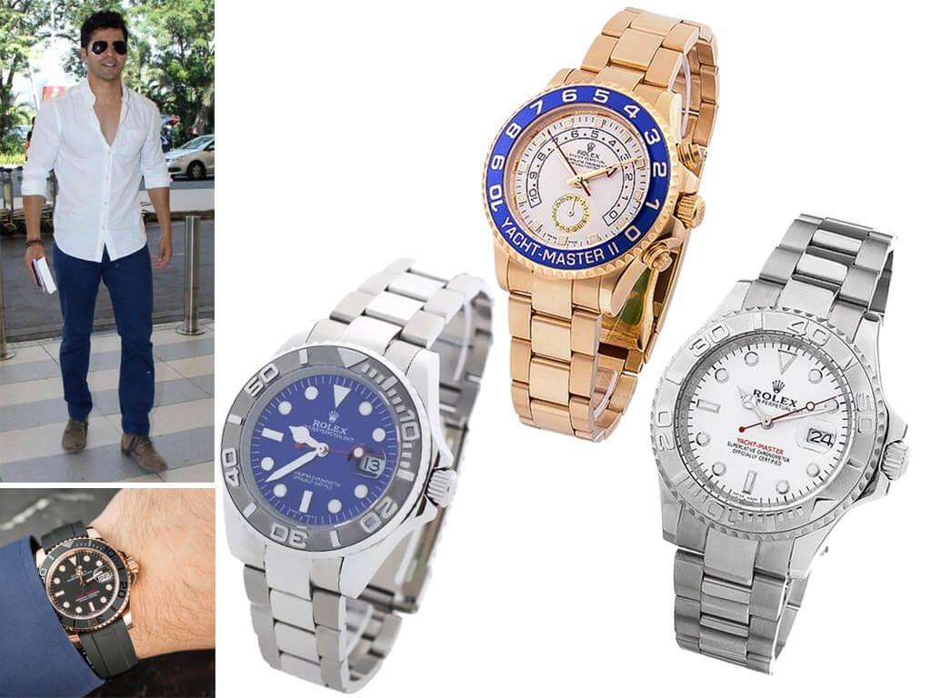 Мужские часы Rolex Yacht-Master