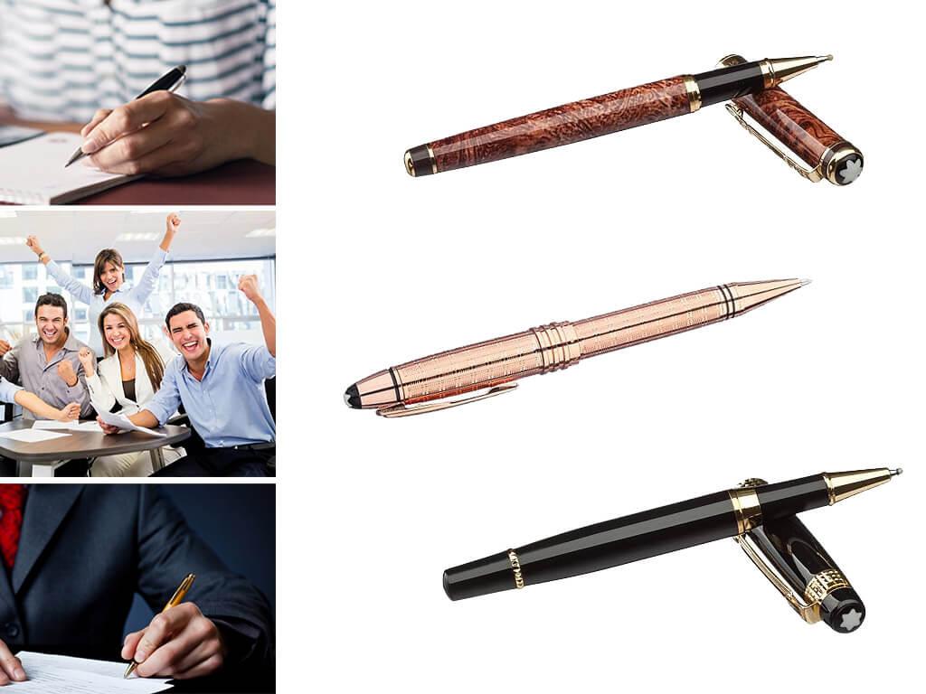 Брендовые ручки в подарок на выпускной