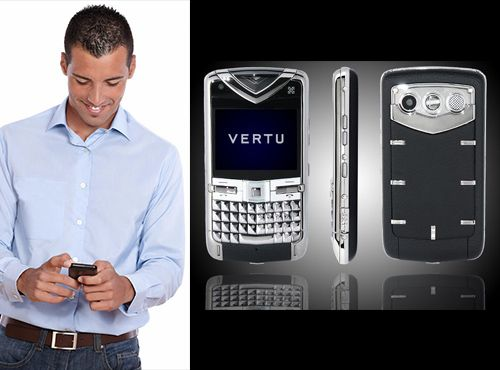 Vertu Модель Constellation Quest 2Sim
