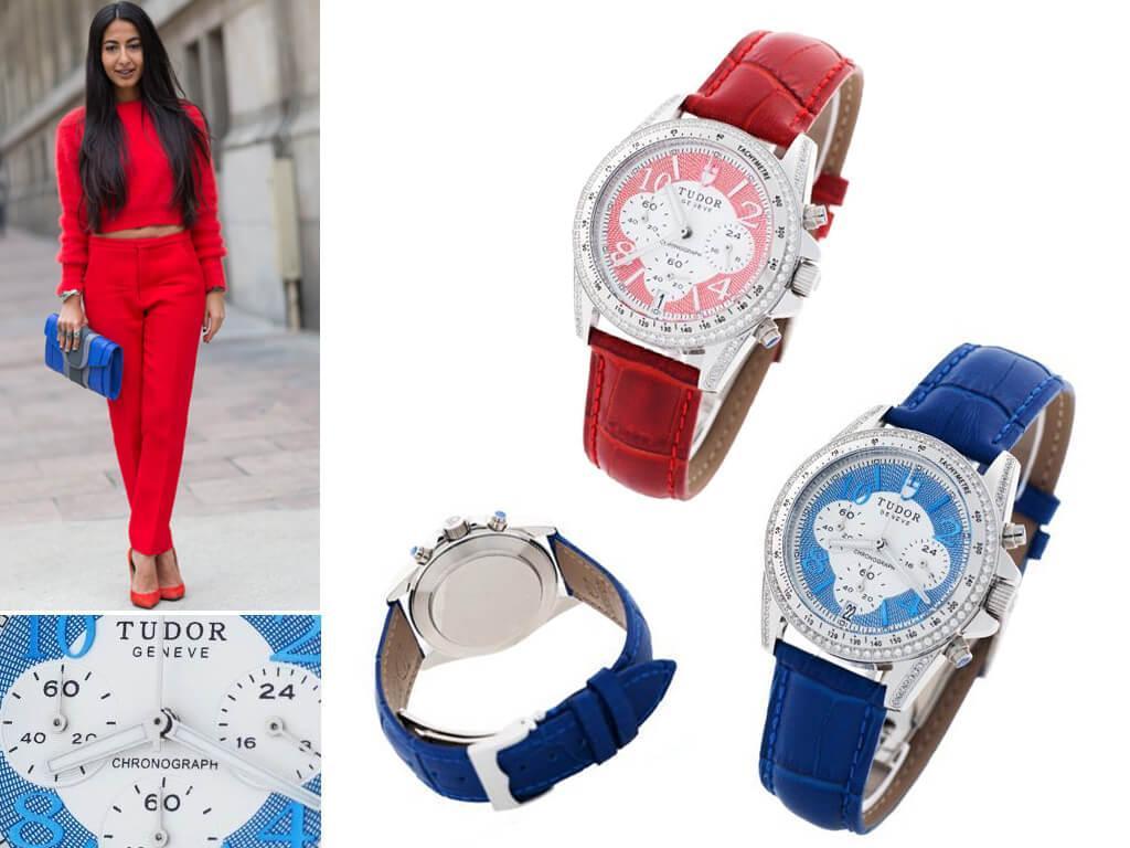 Женские часы Тюдор
