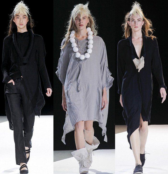 Йоши Ямамото одежда