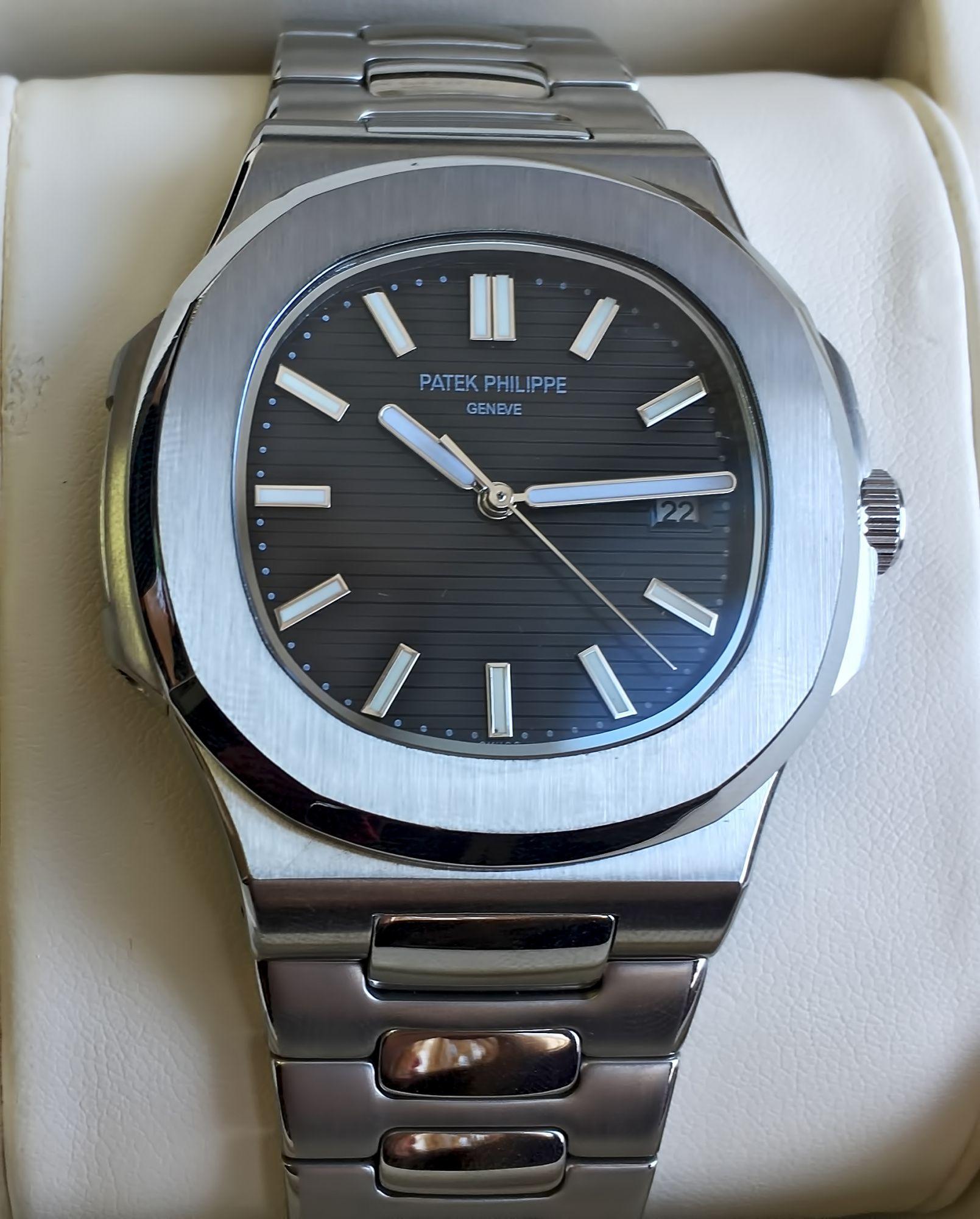 Мужские наручные часы Patek Philippe Nautilus