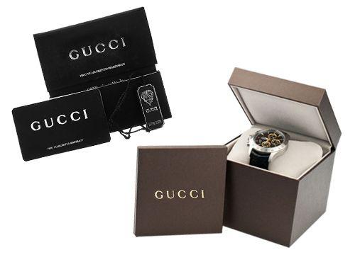 Документы для часов Gucci