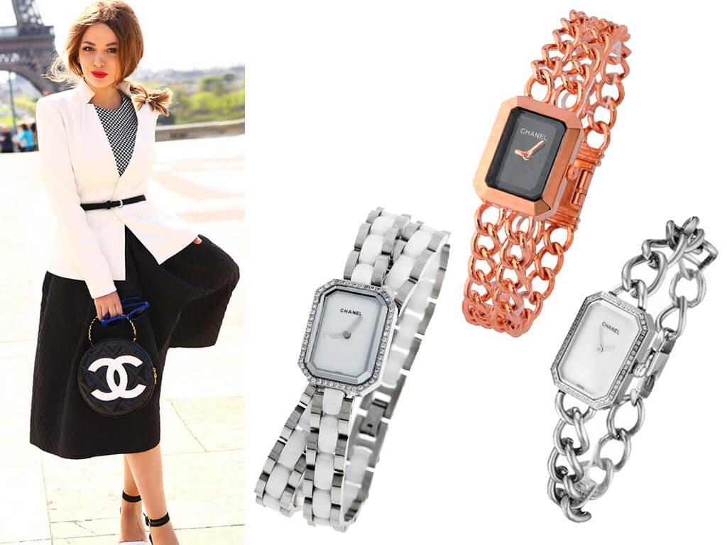 Часы Chanel женские