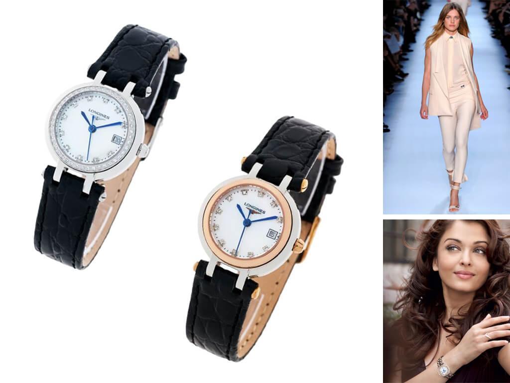 Часы женские Longines Primaluna