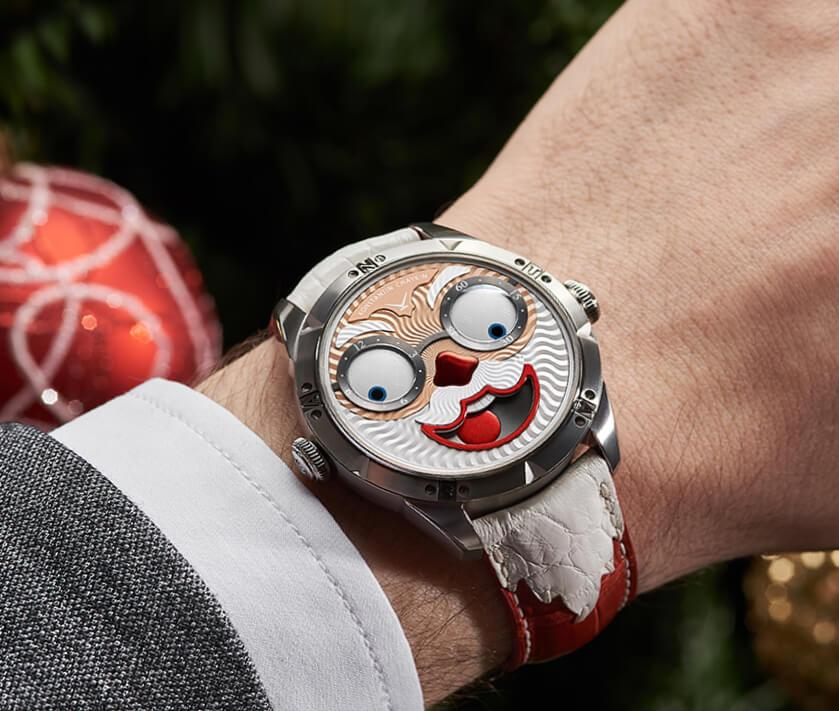 Santa 2021 Special Edition - новинка от Konstantin Chaykin
