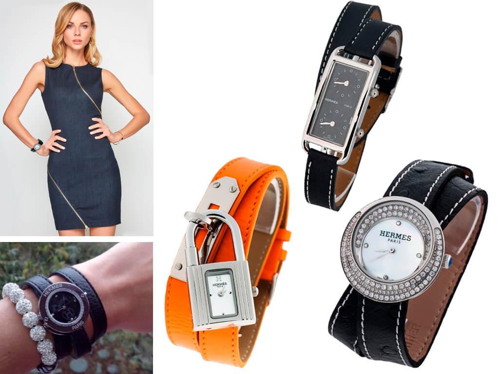 Часы Hermes женские