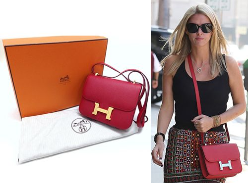 Женская сумка Hermes Constance