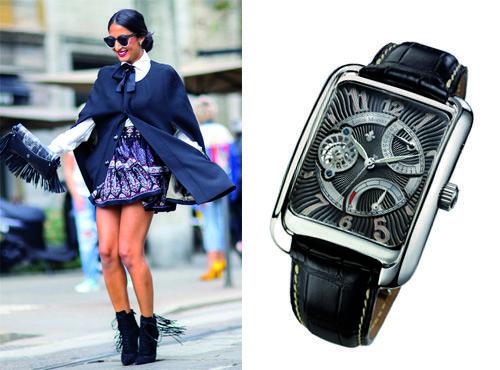 Женские часы Louis Moinet