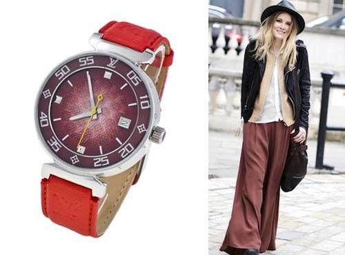 Часы Louis Vuitton женские
