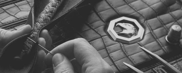 """""""Для производства большинства моделей сумок, обуви, ремней и курток от Стефано Риччи используется кожа аллигаторов из Новой Гвинеи"""""""
