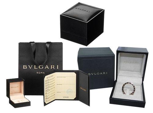 Коробка для украшений Bvlgari