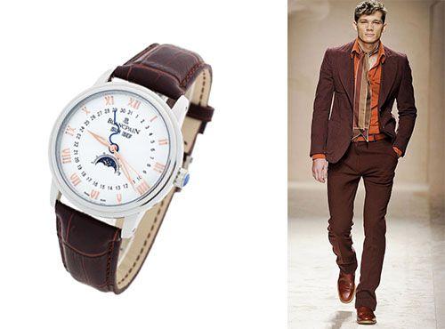 Мужские наручные часы Blancpain