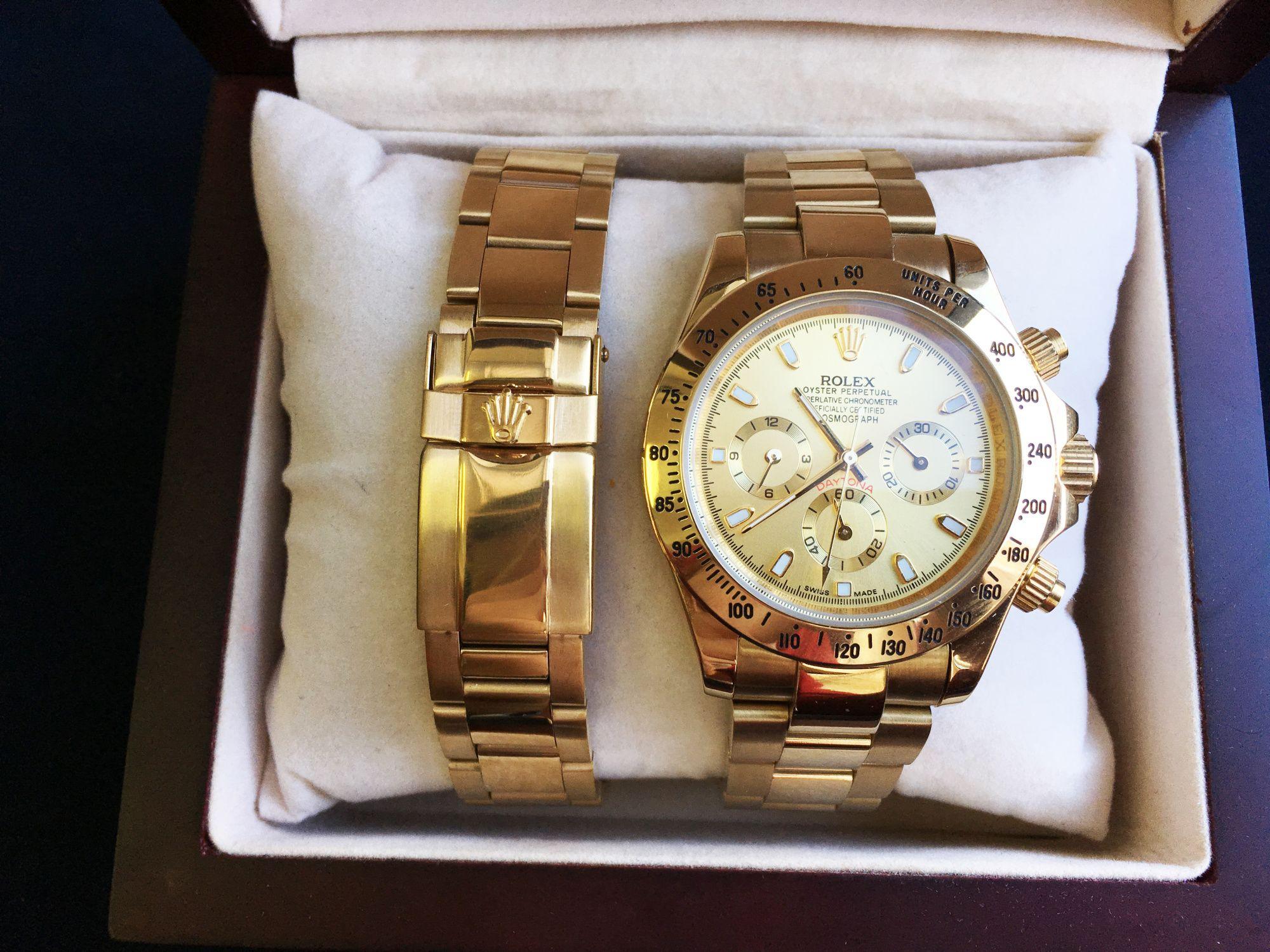 Наручные часы Rolex Oyster Perpetual Daytona Cosmograph