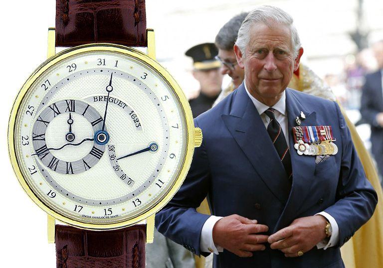 Часы Breguet принца Чарльза