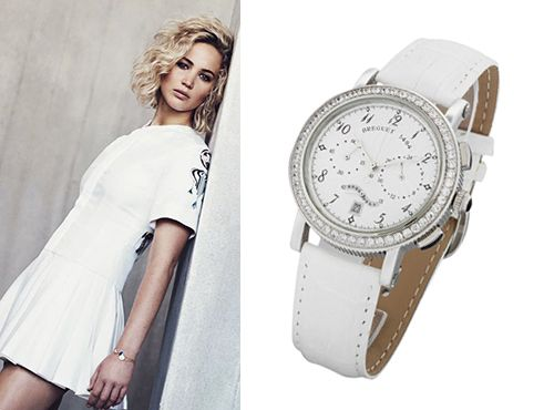 Женские часы Бреге Марин