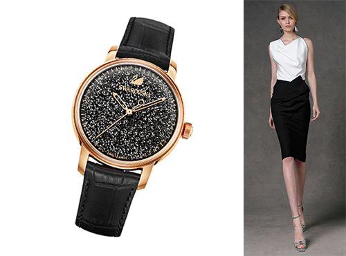 Часы женские наручные Сваровски