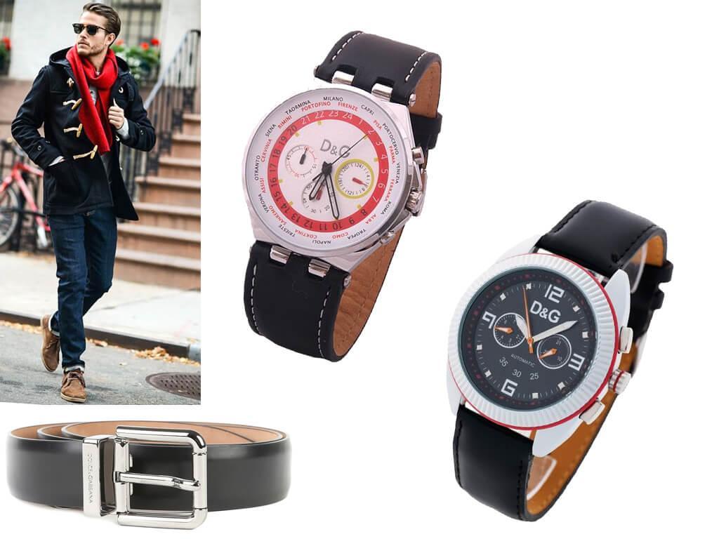 Мужские часы Dolce & Gabbana