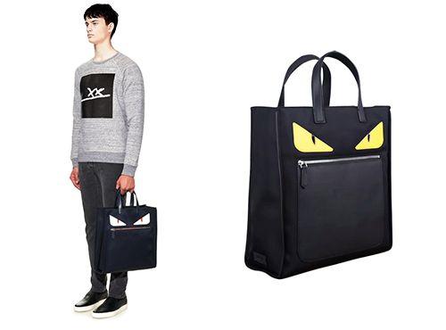 Мужская сумка от Fendi