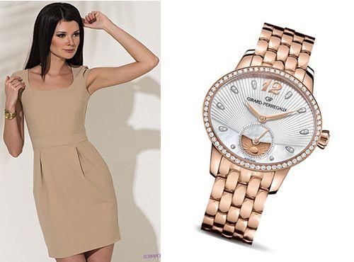 Часы Жирар Перего женщине