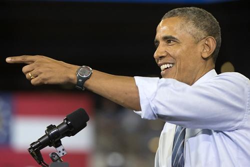 Часы Барака Обамы – New Balance N7
