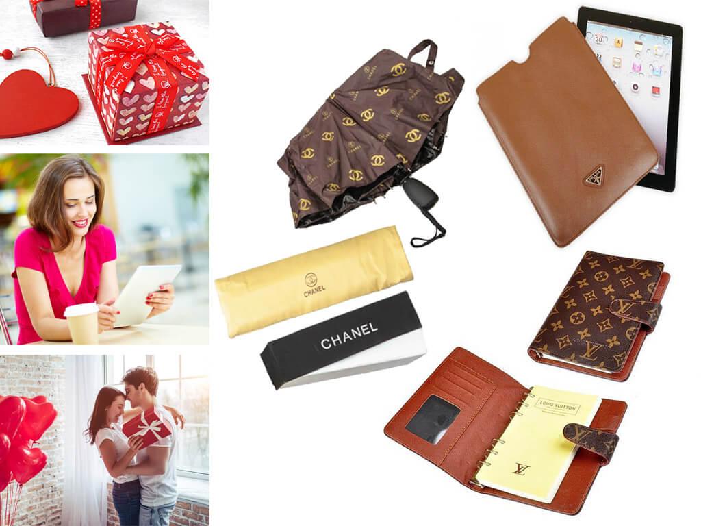 Идеи подарков девушке на день Святого Валентина