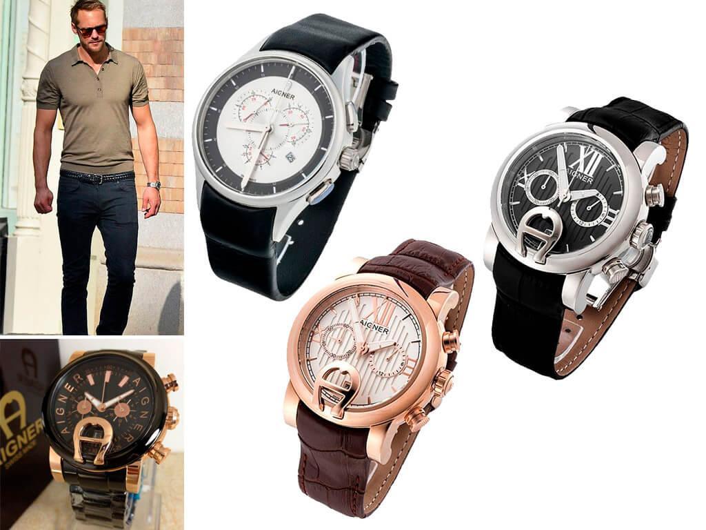 Часы Aigner мужские